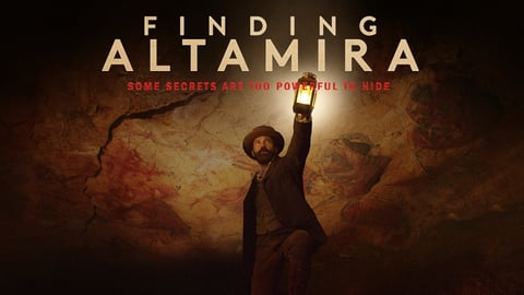 Finding Altamira cover image