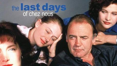 The Last Days of Chez Nous cover image