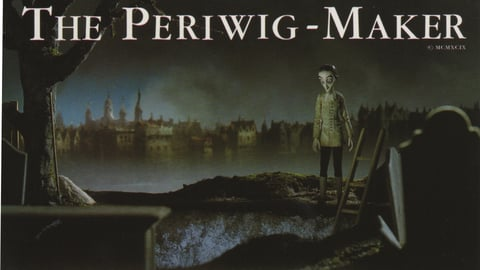 The Periwig maker cover image