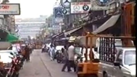 Bangkok - Mega City in the Developing World