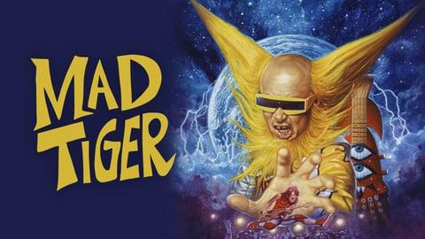 Mad Tiger - A Performance Art Punk Band