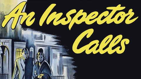 An Inspector Calls cover image