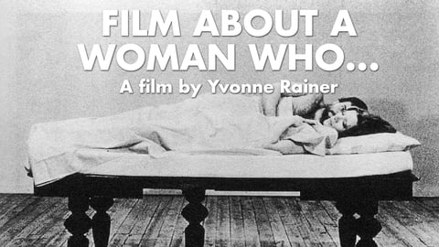 Film About A Woman Who cover image