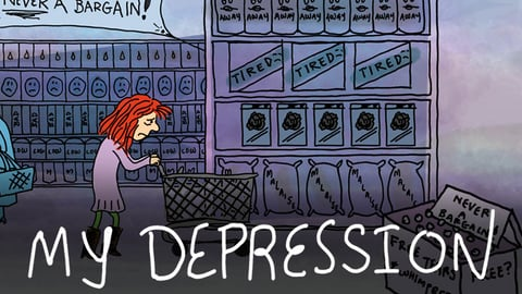 My Depression - The Up and Down and Up of it