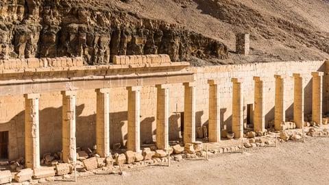What Do Egyptian Hieroglyphs Say?