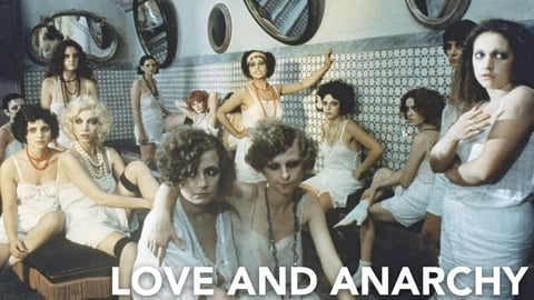 Preview image of Love and anarchy