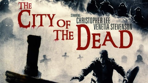 The City of the Dead cover image