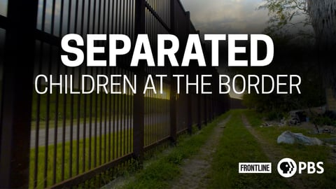 Separated: Children at the Border cover image