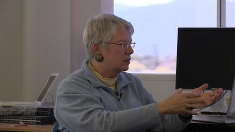 SETI: Astronomy As A Contact Sport With Jill Tarter Of The Center For SETI Research