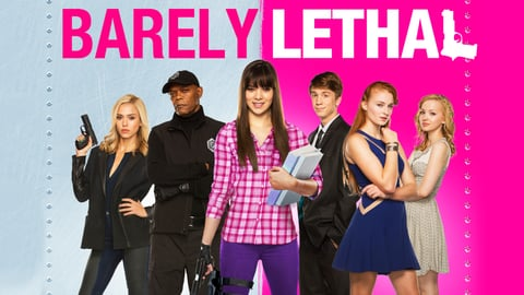 Barely Lethal cover image
