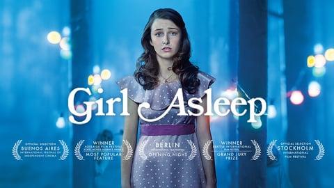 Girl Asleep cover image