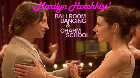 Marilyn Hotchkiss ballroom dancing and charm school cover image