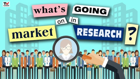 What's Going on in Marketing Research?