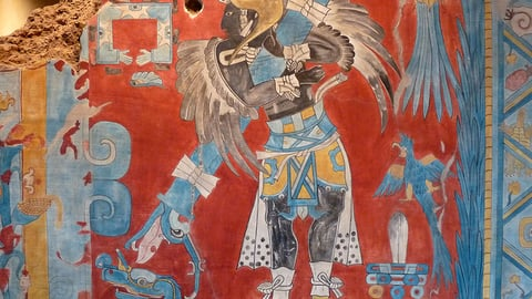 Cacaxtla Murals and Xochicalco cover image