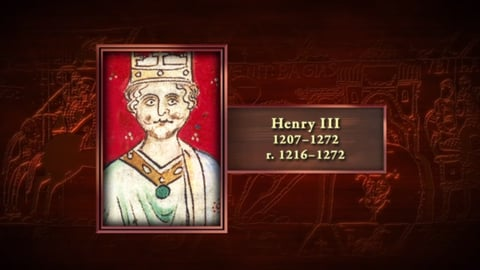 Preview image of The Disastrous Reign of Henry III