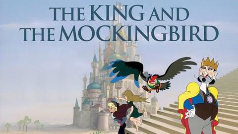 Roi et l'oiseau