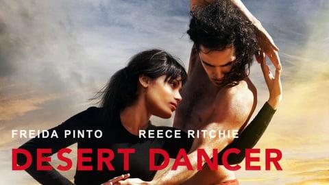 Desert Dancer cover image