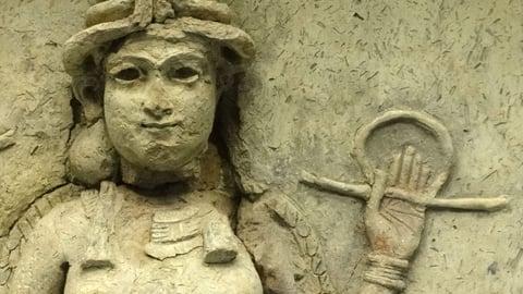 """Queen Of The Night"" - Babylonian Goddess"