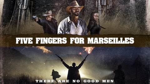 Five Fingers For Marseilles cover image