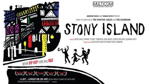 Stony Island cover image