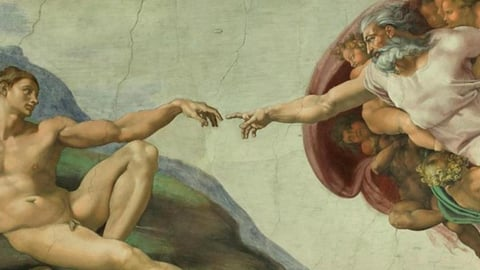 Preview image of The Divine Michelangelo