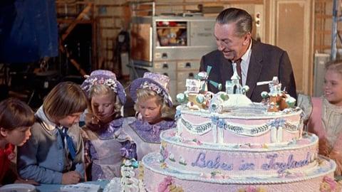 Walt Disney's Early Days