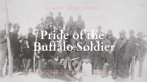 Pride of the Buffalo Soldier