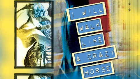 I Will Walk Like A Crazy Horse