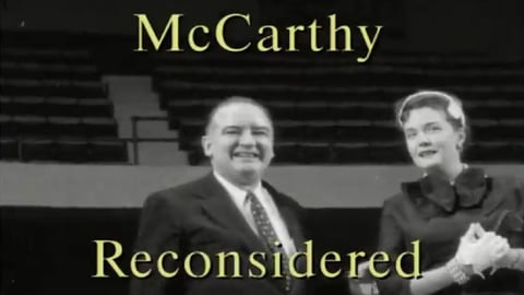 Preview image of McCarthy Reconsidered
