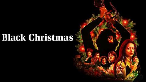 Black Christmas cover image