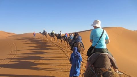 Preview image of Morocco: Development and Human Wellbeing in an African Country