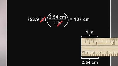 Preview image of Converting between Systems of Measurement