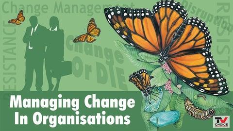 Managing Change In Organizations