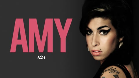 Amy cover image