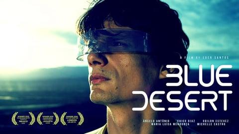 Blue Desert cover image