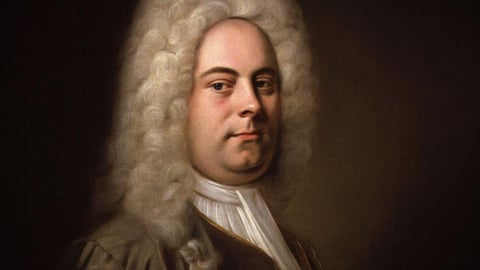 Preview image of Handel: Water Music