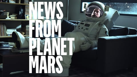 News From Planet Mars cover image