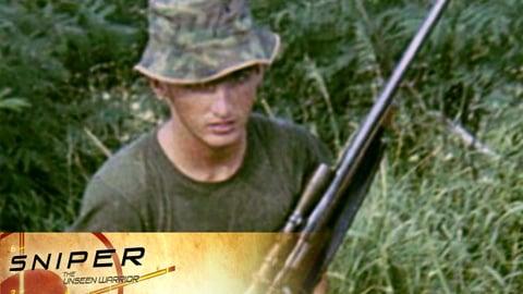 The Sniper in War