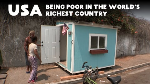 USA: Being Poor in the World's Richest Country
