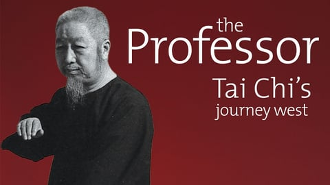 Preview image of The Professor: Tai Chi's Journey West