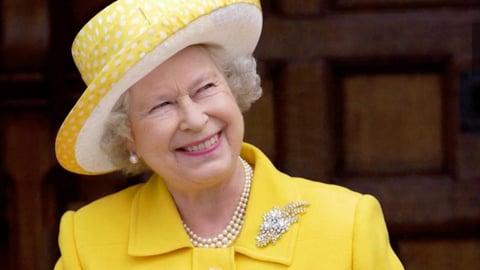 In Their Own Words - Queen Elizabeth