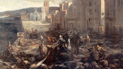 Preview image of The Black Death in France