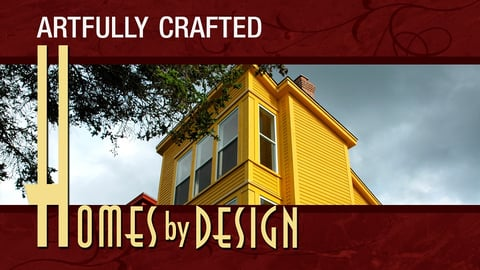 Artfully Crafted (Homes By Design Series)