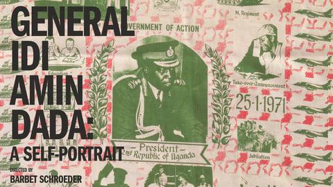 General Idi Amin Dada