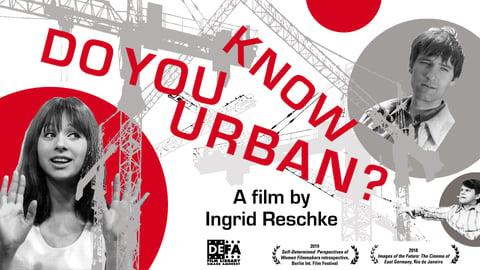 Do you know urban?