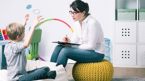 Psychiatry in Pediatrics