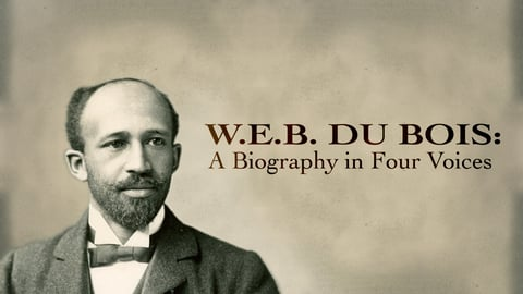 Preview image of W.E.B. Du Bois: A Biography in Four Voices