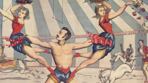 American Experience: The Circus. Episode 1, Part One cover image