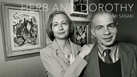Herb and Dorothy - An Extraordinary Art Collection Created from Humble Means