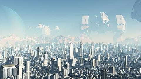 Science Fiction's Urban Landscapes